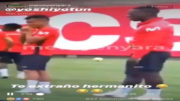 Luis Advcíncula fueron compañeros en Sporting Cristal