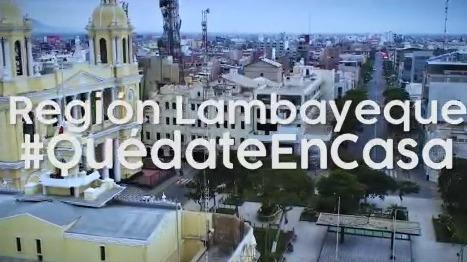 Juan Aurich envió emotitvo vídeo a chiclayanos