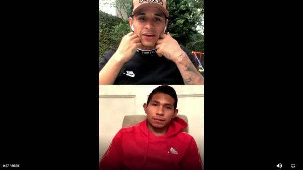 Yoshimar Yotun y Edison Flores se sorprendieron por el look de Ricardo Gareca