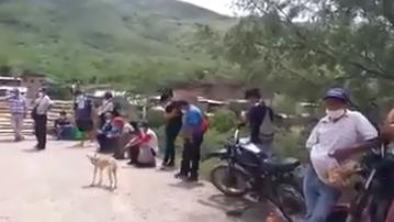 Comuneros de Kañaris piden ayuda