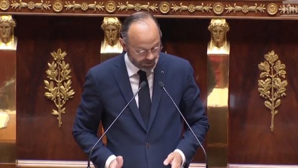 El primer ministro galo anuncia la conclusión de la Ligue 1
