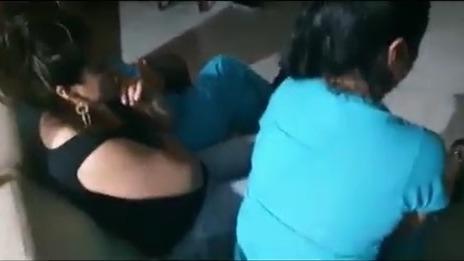 Algunas enfermeras llevaban puesto el uniforme cuando fueron intervenidas.