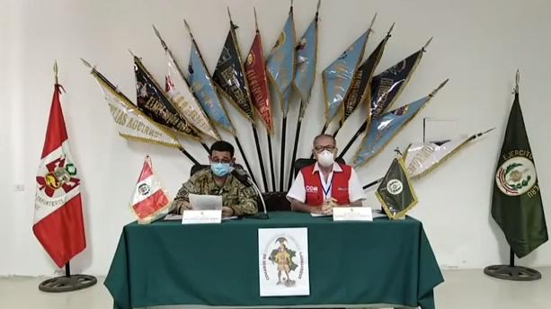 Comando Regional COVID-19 de Lambayeque