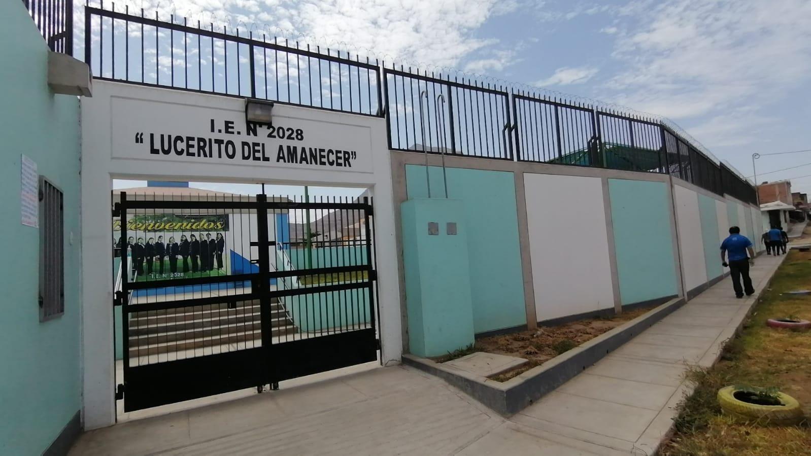 Patricia Caballero, directora del jardín, manifestó que no cuentan con recursos para pagar vigilante.