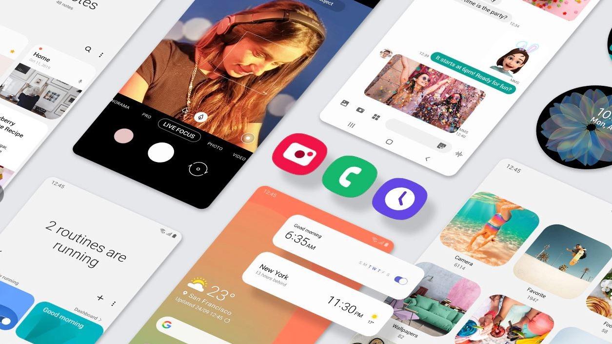 ONE UI 2 llegó con varias mejoras para los celulares Samsung.
