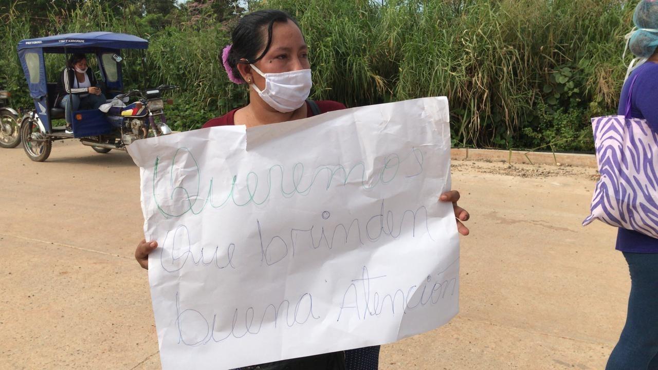 Padres denunciaron que sus hijos no reciben tratamiento