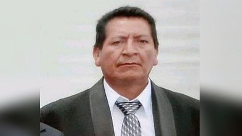 Julián Quinto Canchanya (58) fue visto por última vez el sábado en su casa, en Ate.