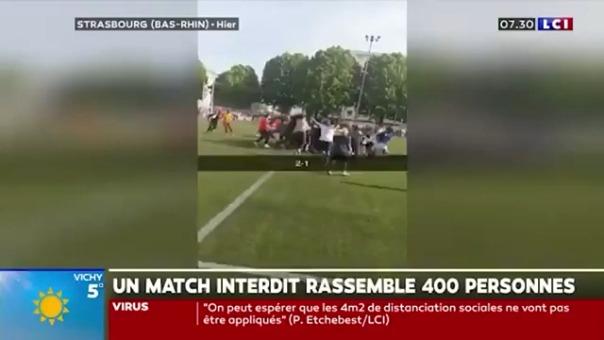 Polémica en Francia.