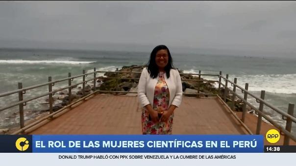 Las mujeres científicas en el Perú.
