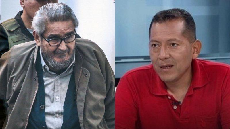 Posemoscrowte Chagua se mostró a favor de la excarcelación de Abimael Guzmán.
