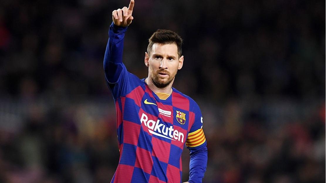 Wos publicó un gol de Lionel Messi en la victoria de Argentina por 4 a 3 sobre Brasil