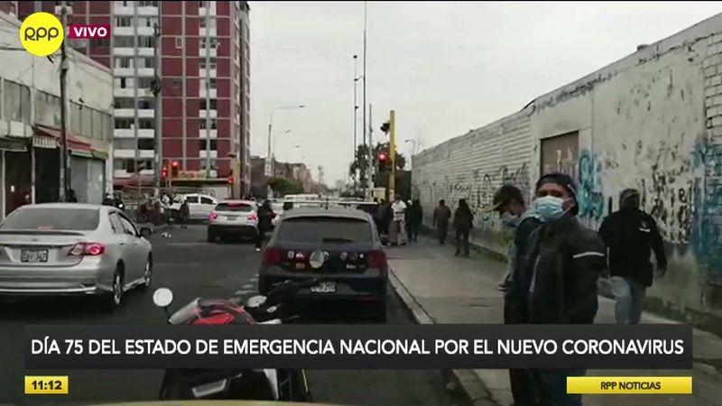 RPP Noticias captó las nuevas modalidades de los ambulantes.