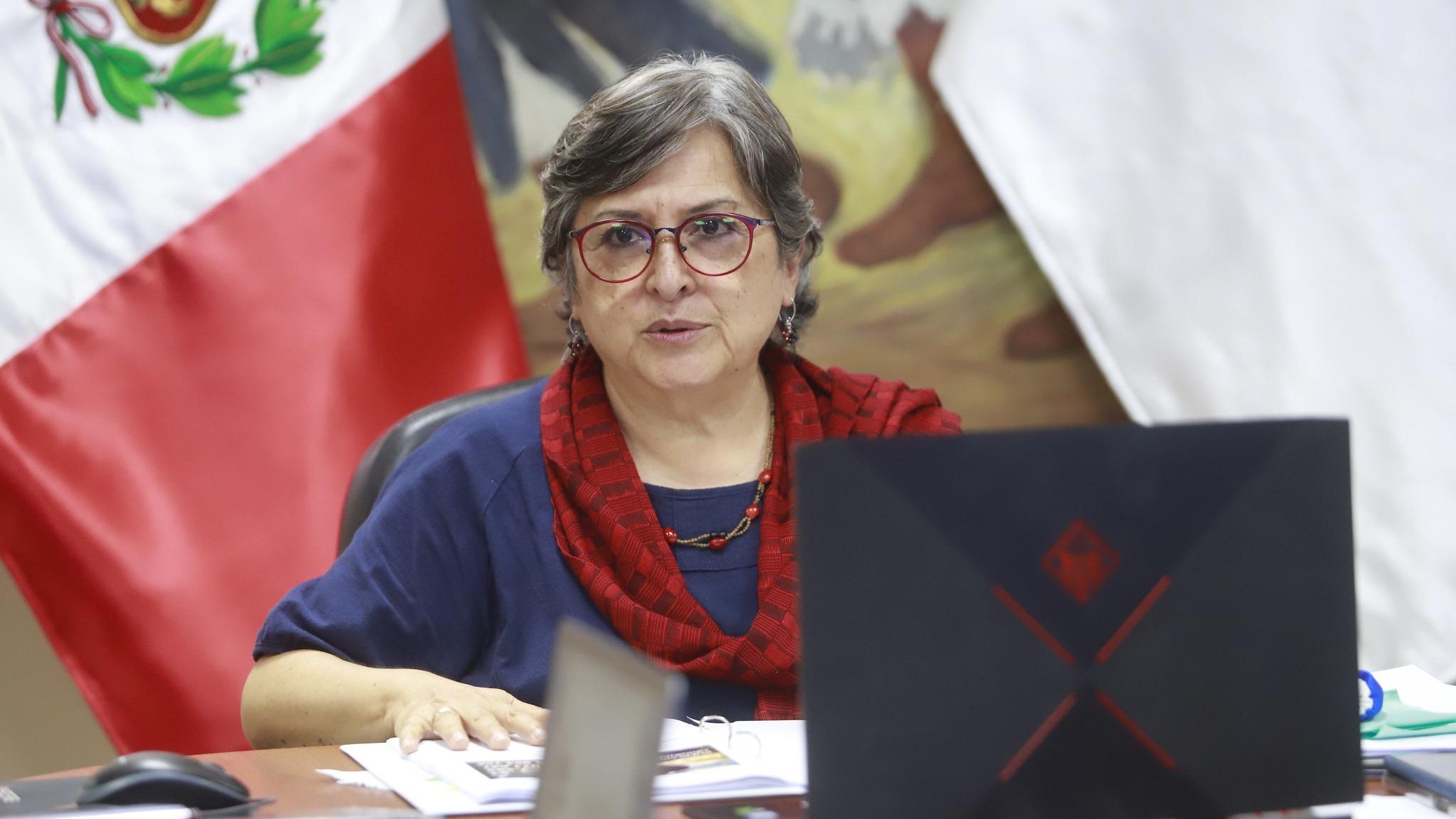 Sonia Guillén, exministra de Cultura