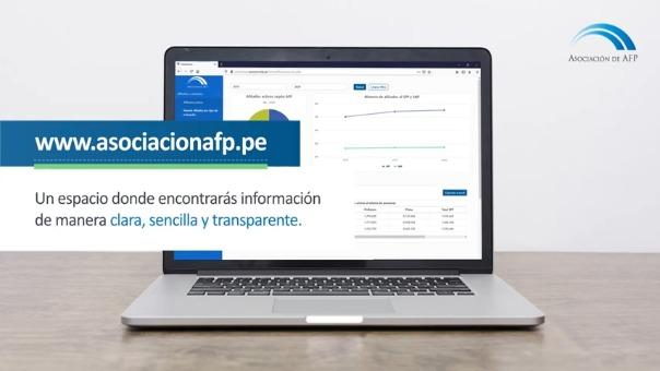 A través de su web se podrá acceder a datos como el número de afiliados y pensionistas, rentabilidad, pensión promedio y otros.