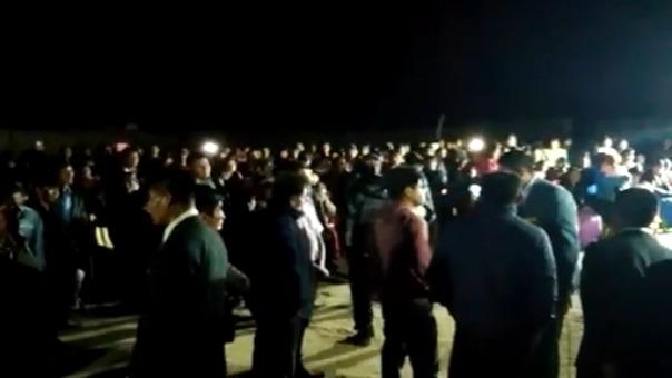 Comunidad de pastores también se mostró en contra de estas prácticas y piden respetar las normas del Gobierno.