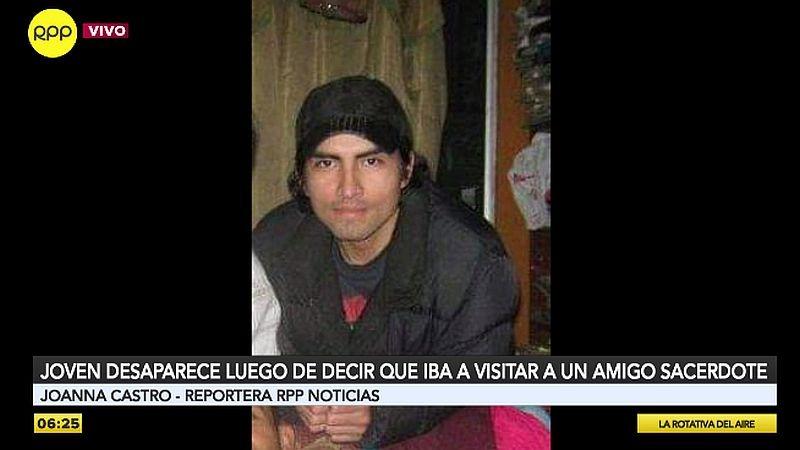 Claudio Inga no ha regresado al cuarto que alquilaba en Miraflores.