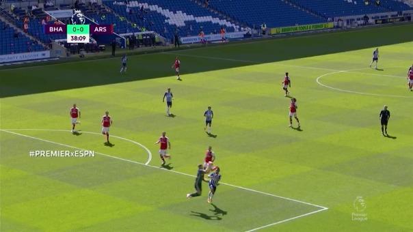 Arsenal vs. Brighton