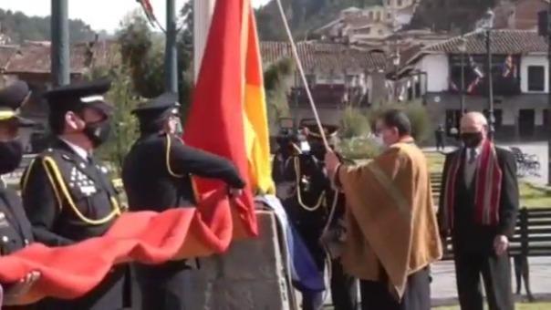 En tanto, el alcalde Ricardo Valderrama pidió al pueblo cusqueño a permanecer unidos a pesar de las dificultades.