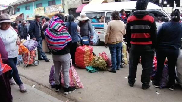 El director regional de Agricultura, Ulises Panéz Beraún, indicó que en Día del Campesino no hay nada que celebrar.