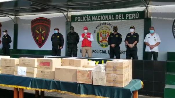 El ministro Gastón Rodríguez señaló que a nivel nacional egresarán cinco mil policías de las escuelas de suboficiales que se sumarán a la lucha contra el nuevo coronavirus.