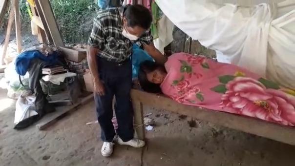 Al menos 200 personas del centro poblado Mesones Muro presentan cuadros compatibles con la COVID-19.