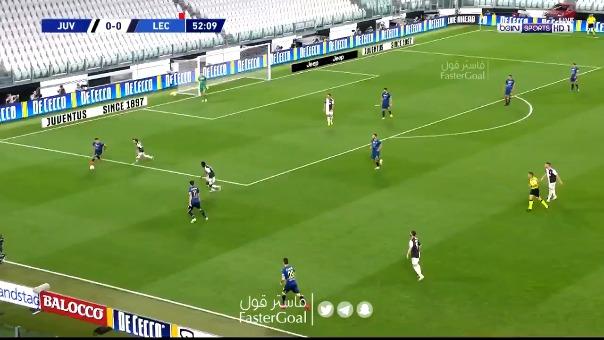 Gol de Paulo Dybala ante Lecce.