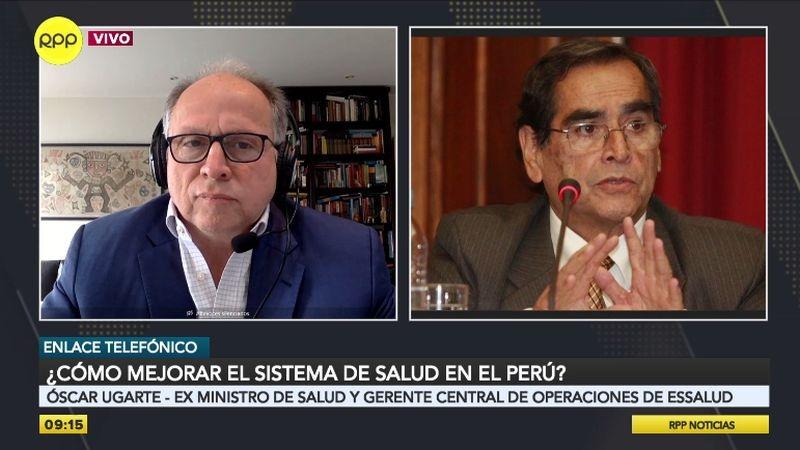 Óscar Ugarte estuvo esta mañana en Enfoque de los Sábados.