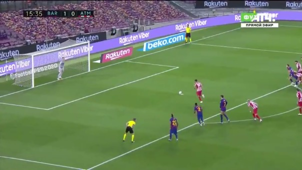 Barcelona vs. Atlético de Madrid