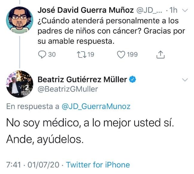 Polémico tweet