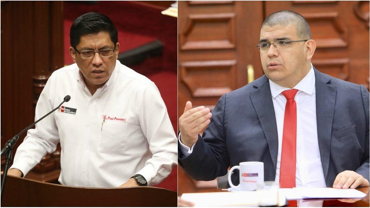 Bancada impulsó interpelación a ministros.