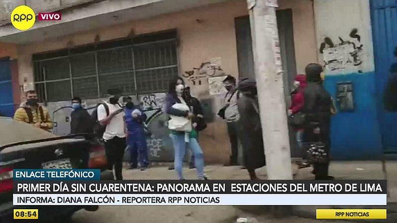 RPP Noticas llegó a la Estación Bayóvar para comprobar la situación.