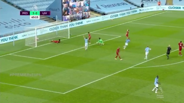 Manchester City vs. Liverpool