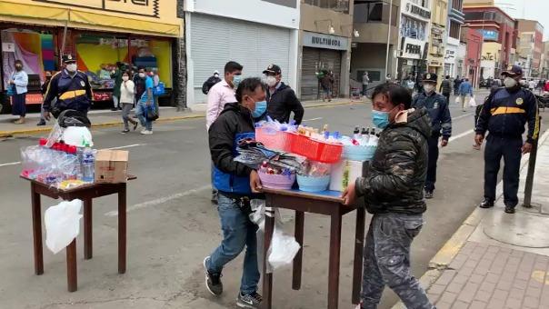 El alcalde de Trujillo, Daniel Marcelo Jacinto, señaló que en La Libertad unas 150 mil personas se han quedado sin empleo como resultado de la pandemia.