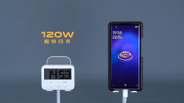 La impresionante tecnología de 120W de iQOO.