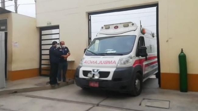 Planta de oxígeno funciona en el hospital de Laredo.