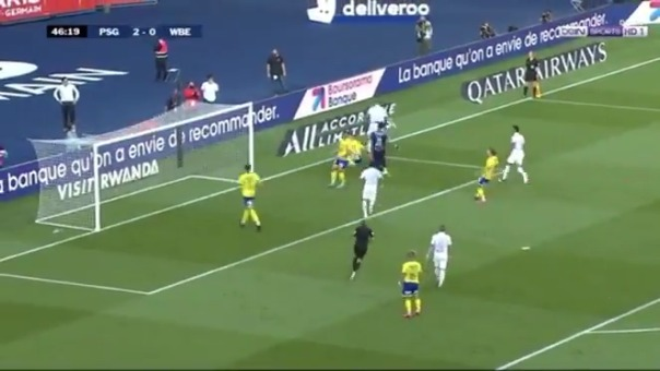 Gol de Mauro Icardi.