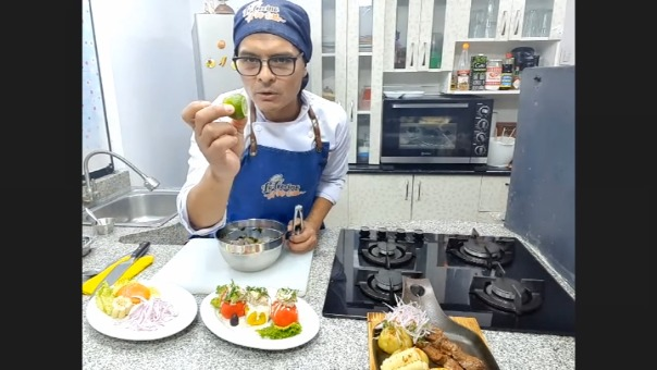El chef José Vicente aconseja: