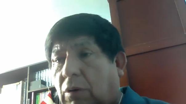 El chef Adolfo Tafur indica que la concepción de la causa se dio en la época incaica