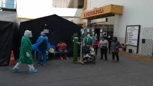"""El Colegio de Abogados ha pedido al Gobierno que se declare en """"estado de calamidad"""" por la crisis de la COVID-19, en la región Arequipa."""