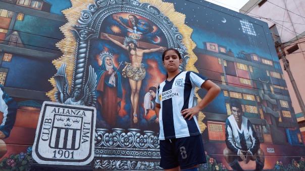 Alianza Lima lanzó redes sociales para su equipo de fútbol femenino.