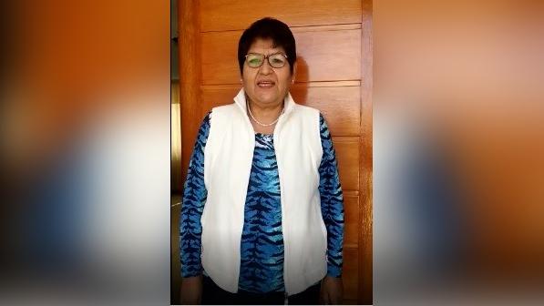 La misión de la profesora Rosana Reynoso es construir un país con ciudadanos integrados e identificados con su país.