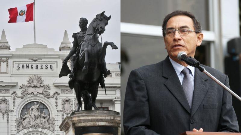 El Área de Grabaciones del Congreso confirmó el nombre de la persona que insultó a Martín Vizcarra.