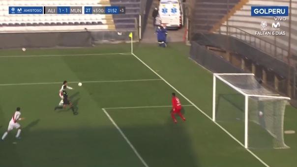 Deportivo Municipal vs. Alianza Lima
