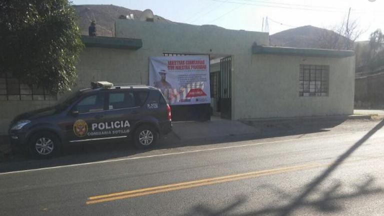 Agentes policiales de otras comisarías llegarán para apoyar en la seguridad.
