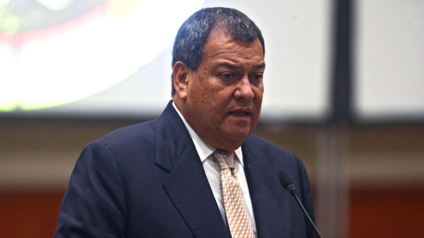 Jorge Nieto Montesinos fue ministro de Cultura y de Defensa.