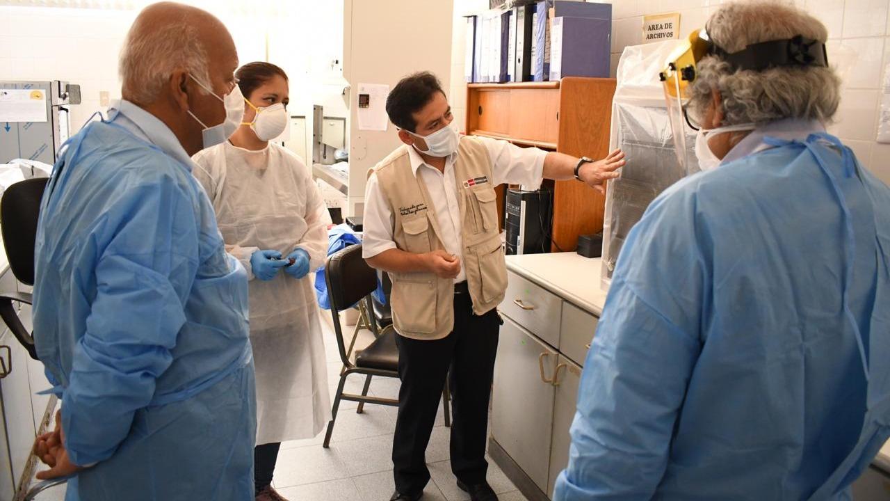 Se espera procesar hasta 400 pruebas moleculares diarias.