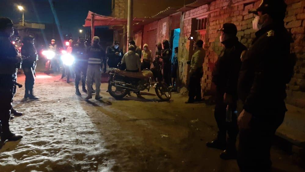 Personas se encontraban en bares sin cumplir las medidas de seguridad.