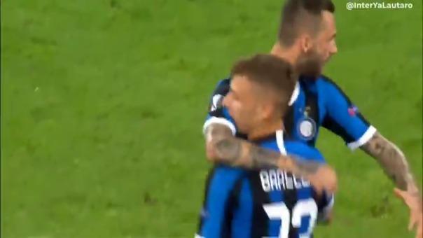 Inter de Milán venció 2-1 a Bayer Leverkusen por los cuartos de final de la Europa League