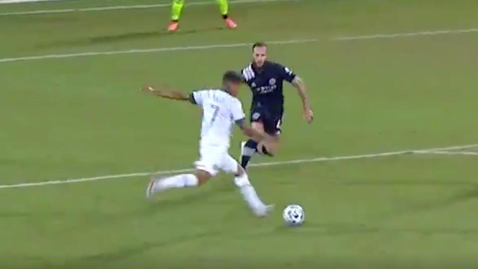 El gol de Andy Polo fue elegido el mejor de la 'MLS is back'