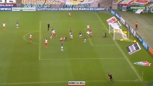 Paolo Guerrero abrió el marcador en el Maracaná